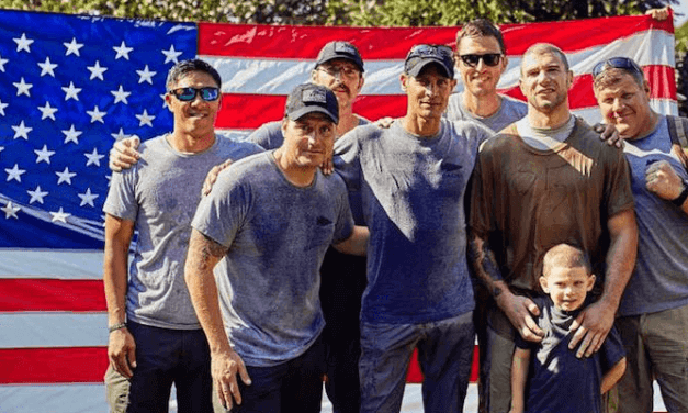 Mark Klemm Finishes GORUCK Event Before it Exists